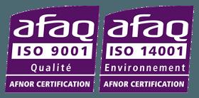 Certifications AFNOR